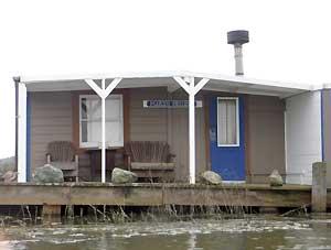 Petaluma Marsh Cottage