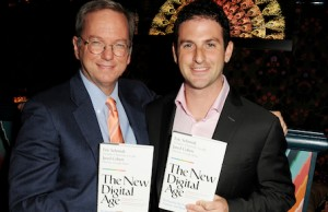 Jamie Reuben Hosts Book Launch for 'The New Digital Age' By Eric Schmidt and Jared Cohen