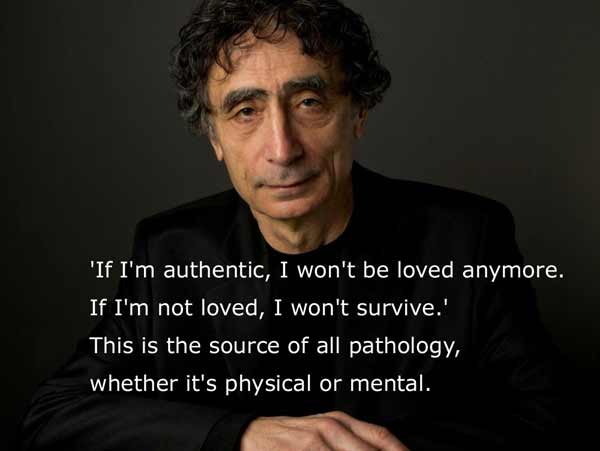 Gabor Mate quote