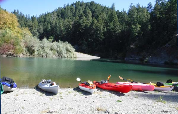 lower russian river