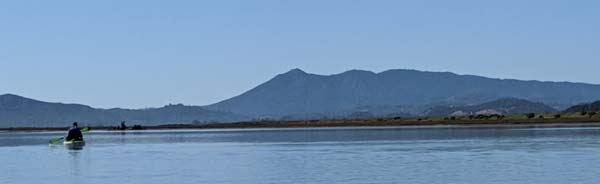 Baylands Mt. Tamalpais