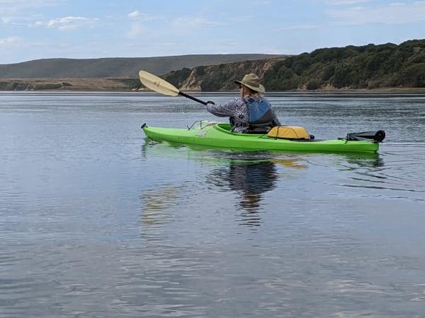 Drakes Estero Kayaking